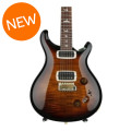 PRS 408 10-Top - Black Gold Wrap Burst with Pattern Neck408 10-Top - Black Gold Wrap Burst with Pattern Neck
