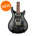PRS 408 Figured Top - Charcoal Burst with Pattern Neck408 Figured Top - Charcoal Burst with Pattern Neck