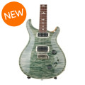 PRS 408 Figured Top - Trampas Green with Pattern Neck408 Figured Top - Trampas Green with Pattern Neck