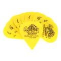 Dunlop 412P.73 Tortex Sharp .73mm Yellow Guitar Picks 12-Pack412P.73 Tortex Sharp .73mm Yellow Guitar Picks 12-Pack