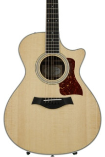 Taylor 412ce Rosewood Grand Concert Acoustic-electric - Natural