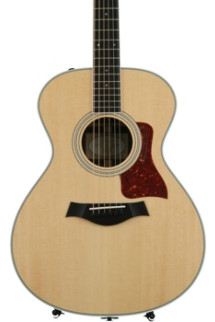 Taylor 412e Rosewood Grand Concert Acoustic-Electric - Natural