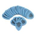 Dunlop 423R1.0 Tortex Small Tear Drop 1.0mm Blue Guitar Picks 36-Pack