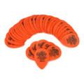 Dunlop 423R.60 Tortex Small Tear Drop .60mm Orange Guitar Picks 36-Pack