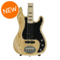 Lakland Skyline 44-64 Custom P/J Sweetwater Exclusive - Natural AshSkyline 44-64 Custom P/J Sweetwater Exclusive - Natural Ash