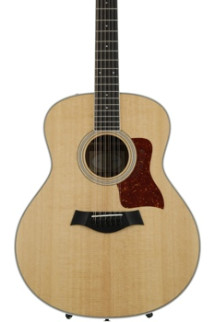 Taylor 458e 12-string - Ovangkol back and sides