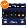 Radial 4-Play Multi-Output Direct Box4-Play Multi-Output Direct Box