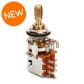 Emerson Custom Pro CTS Push Pull Potentiometer - 500K Ohm Short Split Shaft
