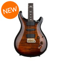 PRS 509 10-Top - Black Gold Wrap Burst with Pattern Regular Neck