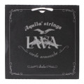 Aquila USA 115U Low G Tenor Uke Set - All Lava Nylgut115U Low G Tenor Uke Set - All Lava Nylgut
