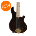 Lakland 55-94 Deluxe - Curly Redwood, Maple55-94 Deluxe - Curly Redwood, Maple