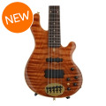 Lakland 55-94 Deluxe - Curly Redwood, Rosewood55-94 Deluxe - Curly Redwood, Rosewood