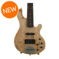 Lakland 55-94 USA Deluxe - Maple Burl with Rosewood Fingerboard55-94 USA Deluxe - Maple Burl with Rosewood Fingerboard