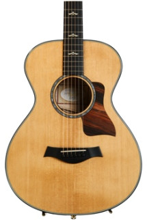 Taylor 612 12-Fret Grand Concert - Brown Sugar Stain
