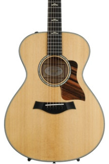 Taylor 612e Grand Concert - Brown Sugar Stain