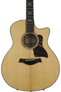 Taylor 616ce Grand Symphony Cutaway - Brown Sugar Stain