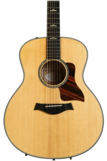 Taylor 616e Grand Symphony - Brown Sugar Stain