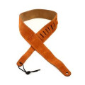 Taylor Suede Guitar Strap - Honey
