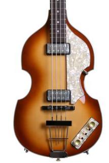 Hofner Vintage '62 Violin Bass - Sunburst