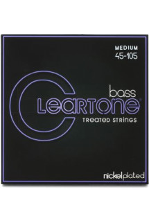 Cleartone 6445 EMP Treated Medium Bass Strings