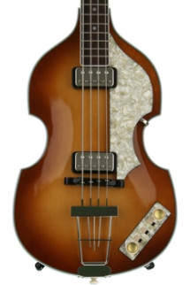 Hofner Vintage '64 Violin Bass - Sunburst
