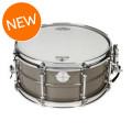 Dunnett Classic Model 2N Carbon Steel Snare Drum - 6.5