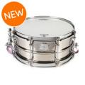 Dunnett Classic Model 2N Stainless Steel Snare Drum - 6.5