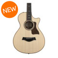 Taylor Limited Edition Rosewood/Lutz Spruce 12-String 752ce LTD - Natural