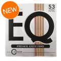 Cleartone EQ Acoustic Guitar Strings - .012-.053 LightEQ Acoustic Guitar Strings - .012-.053 Light