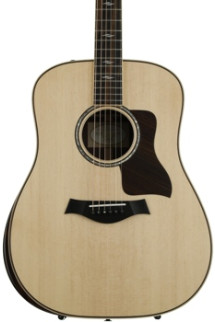 Taylor 810e Deluxe - Natural