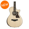 Taylor 812ce 12-fret Deluxe - Natural812ce 12-fret Deluxe - Natural