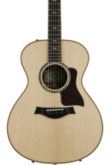 Taylor 812e - Rosewood back and sides