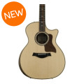 Taylor 814ce Deluxe - Natural814ce Deluxe - Natural