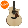 Taylor 814ce Deluxe, First Edition Grand Auditorium - Natural814ce Deluxe, First Edition Grand Auditorium - Natural