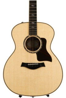 Taylor 814e - Rosewood back and sides