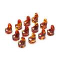 Dunlop 9010R Finger Picks - Medium Shell 12-Pack