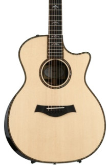 Taylor 914ce Milagro Brazilian Rosewood - Brazilian Rosewood back and sides