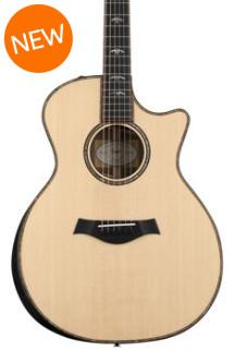 Taylor Limited Edition Blackheart Sassafras/Sitka Spruce 914ce - Natural