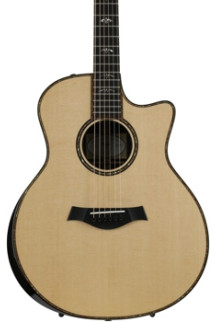 Taylor 916ce Milagro Brazilian Rosewood - Natural