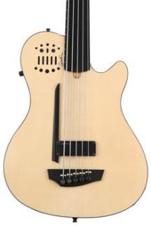 Godin A5 Ultra - 5 string Natural Fretless