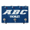 Morley ABC 3-Button Switcher/Combiner PedalABC 3-Button Switcher/Combiner Pedal