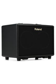 Roland AC-33 - 30-watt Battery Powered Portable Acoustic Amp - Black