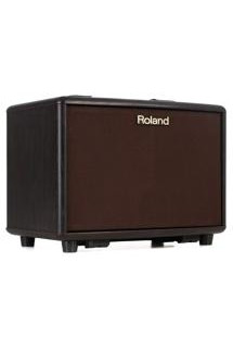 Roland AC-33 - 30-watt Battery Powered Portable Acoustic Amp - Rosewood