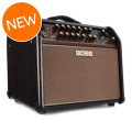 Boss ACS Live 60-watt Bi-amp Acoustic Combo with FXACS Live 60-watt Bi-amp Acoustic Combo with FX