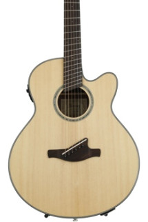 Ibanez AEL Multi-Scale - Natural