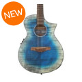 Ibanez AEWC32FM - Glacier Blue Low GlossAEWC32FM - Glacier Blue Low Gloss