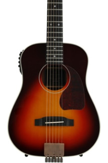 Traveler Guitar Traveler Acoustic AG-450 EQ - Sunburst