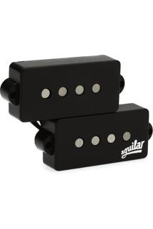Aguilar AG 4P-60 4-String P-Bass Pickup Set - 60's