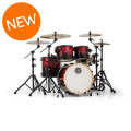 Mapex Armory 5-piece Fusion Shell Pack - Magna RedArmory 5-piece Fusion Shell Pack - Magna Red