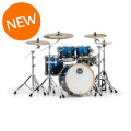 Mapex Armory 5-piece Fusion Shell Pack - Photon BlueArmory 5-piece Fusion Shell Pack - Photon Blue